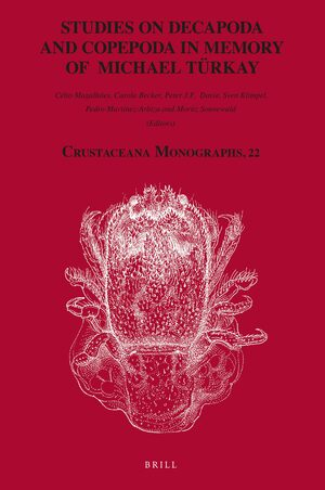 Cover Studies on Decapoda and Copepoda in Memory of Michael Türkay