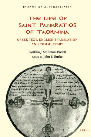 Cover The Life of Saint Pankratios of Taormina
