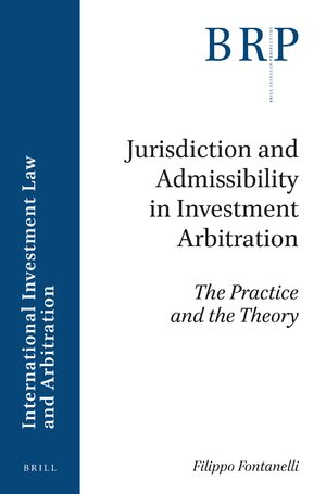 Cover Jurisdiction and Admissibility in Investment Arbitration