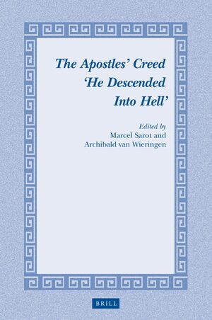 Cover The Apostles' Creed 'He Descended Into Hell'