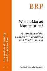 Cover What is Market Manipulation?
