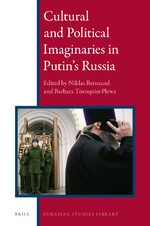 Cover Cultural and Political Imaginaries in Putin's Russia