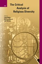 Cover The Critical Analysis of Religious Diversity