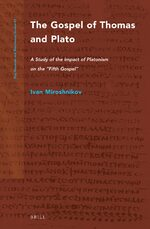 Cover The Gospel of Thomas and Plato