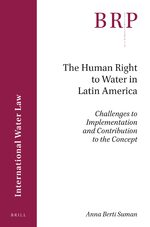 The Human Right to Water in Latin America