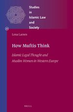 Cover How Muftis Think