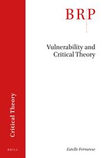Cover Vulnerability and Critical Theory