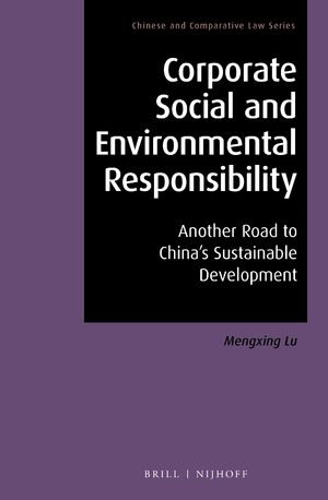 Cover Corporate Social and Environmental Responsibility