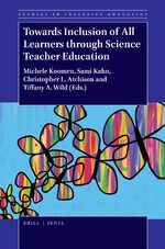 Cover Towards Inclusion of All Learners through Science Teacher Education