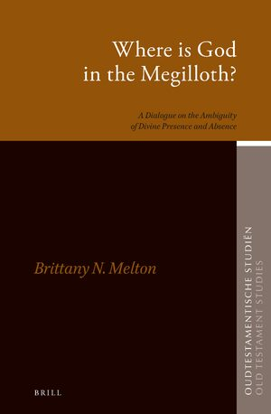 Cover Where is God in the Megilloth?