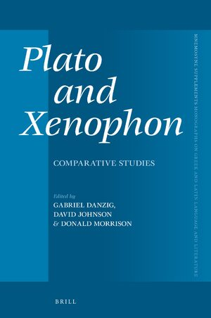 Cover Plato and Xenophon