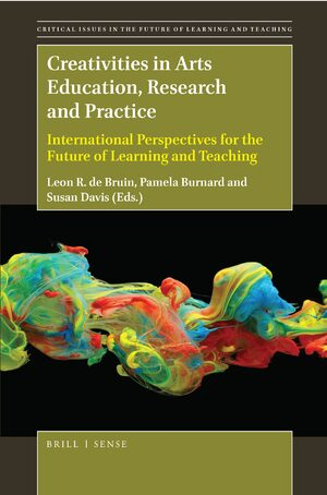 Cover Creativities in Arts Education, Research and Practice