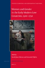 Cover Women and Gender in the Early Modern Low Countries, 1500-1750
