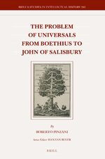 The Problem of Universals from Boethius to John of Salisbury