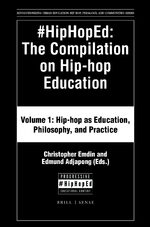 Cover #HipHopEd: The Compilation on Hip-hop Education