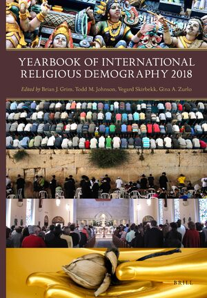 Cover Yearbook of International Religious Demography 2018