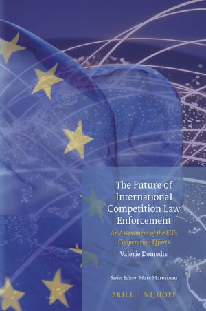 Cover The Future of International Competition Law Enforcement