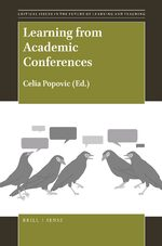 Cover Learning from Academic Conferences