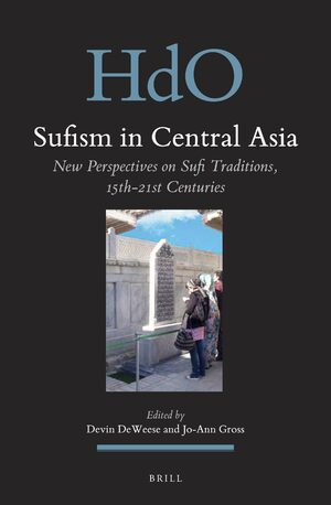 Cover Sufism in Central Asia