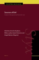 Cover Sources of Evil