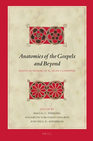Cover Anatomies of the Gospels and Beyond