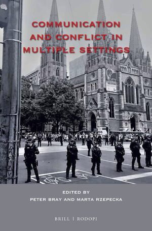 Cover Communication and Conflict in Multiple Settings