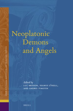 Cover Neoplatonic Demons and Angels