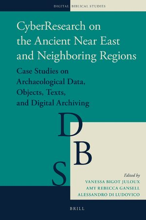 Cover CyberResearch on the Ancient Near East and Neighboring Regions