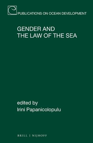 Cover Gender and the Law of the Sea