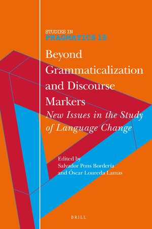 Cover Beyond Grammaticalization and Discourse Markers