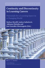 Cover Continuity and Discontinuity in Learning Careers