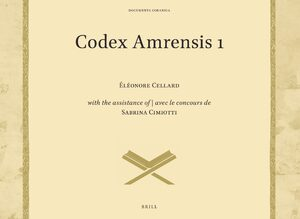 Cover Codex Amrensis 1