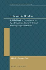 Cover Exile within Borders
