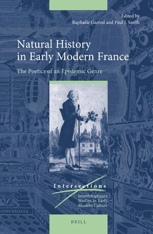 Cover Natural History in Early Modern France