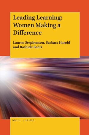 Cover Leading Learning: Women Making a Difference