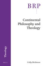 Cover Continental Philosophy and Theology