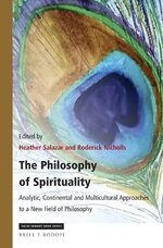 Cover The Philosophy of Spirituality