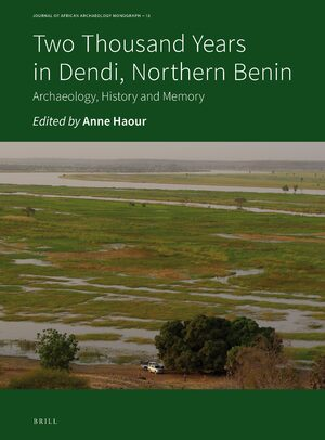 Cover Two Thousand Years in Dendi, Northern Benin