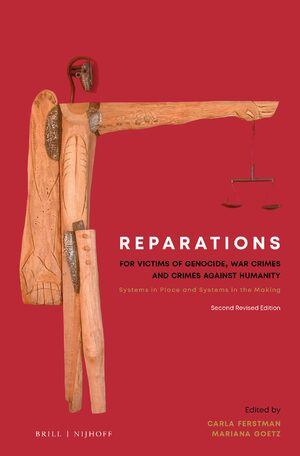 Cover Reparations for Victims of Genocide, War Crimes and Crimes against Humanity