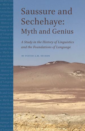 Cover Saussure and Sechehaye: Myth and Genius