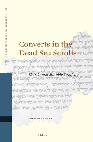 Cover Converts in the Dead Sea Scrolls