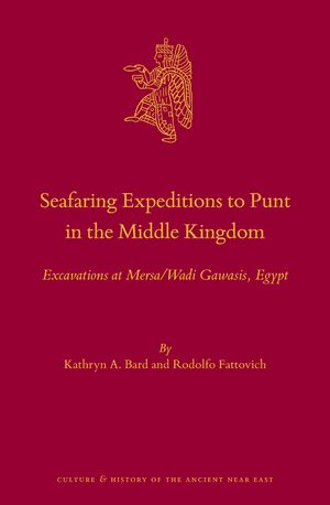 Cover Seafaring Expeditions to Punt in the Middle Kingdom