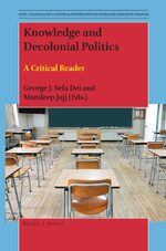 Knowledge and Decolonial Politics