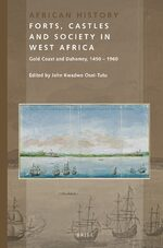 Cover Forts, Castles and Society in West Africa