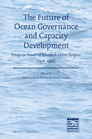 Cover The Future of Ocean Governance and Capacity Development