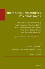 Theological Encounters at a Crossroads