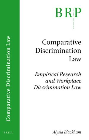 Cover Empirical Research and Workplace Discrimination Law