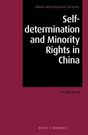 Cover Self-determination and Minority Rights in China