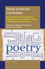 Cover Poetry across the Curriculum