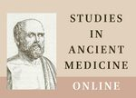 Cover Studies in Ancient Medicine Online